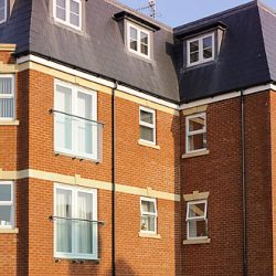 Dorchester Court property development Bexhill on Sea East Sussex