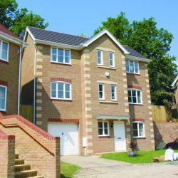 Copper Beeches 3-storey townhouse