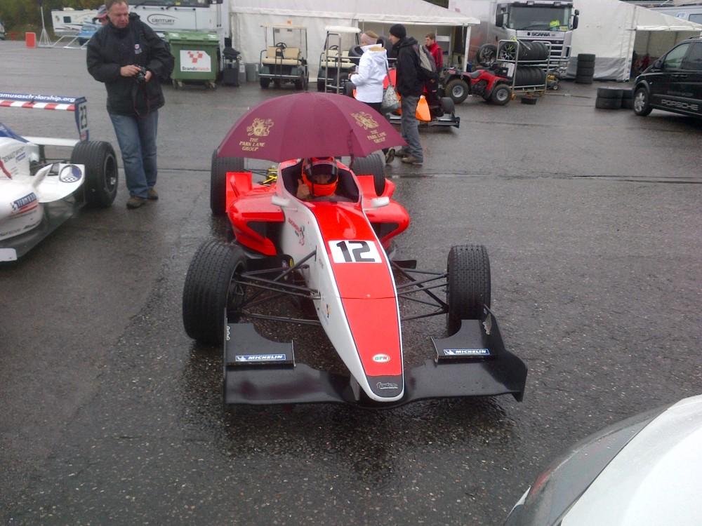 Jack Aitken Racing Driver