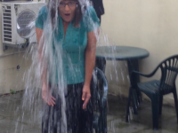 Ice Bucket Challenge at The Park Lane Group