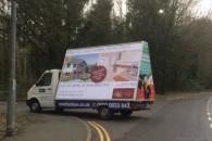 The Park Lane Group Roadside Ad High Breezes