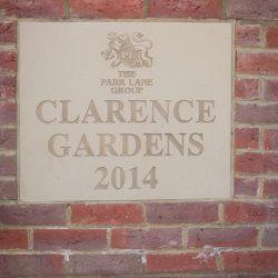 Clarence Gardens Rear Exterior