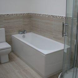 The Laurels Family Bathroom