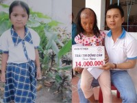 Fundraising for Nhi in Vietnam