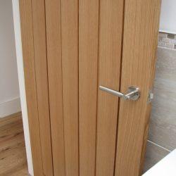 The Laurels Interior Doors & Brushed Steel Handles
