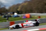 Jack Bartholomew racing