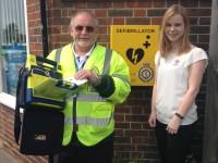 Defibrillator in Westfield Hastings