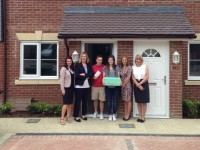 1st Park Lane Group home buyers at High Breezes