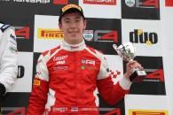Snetterton Triumph for Jack Bartholomew