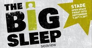Big Sleep Hastings 2015