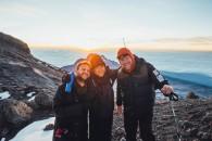 Dain Jensen Kilimanjaro Climb Summit