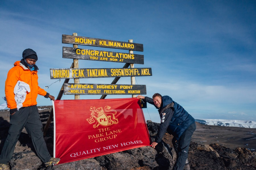 Mount Kili Summit for Park Lane Group