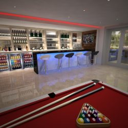 Games Room & Bar The Hermitage Wadhurst