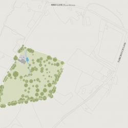 Location Plan The Hermitage Wadhurst