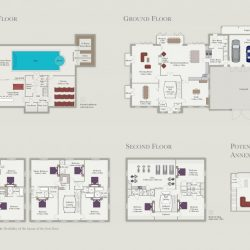 The Hermitage Floor Plans