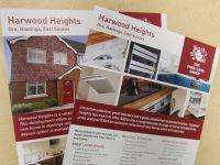 New Harwood Heights brochures