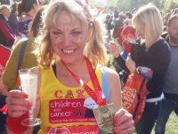 Caroline Completes 2017 London Marathon