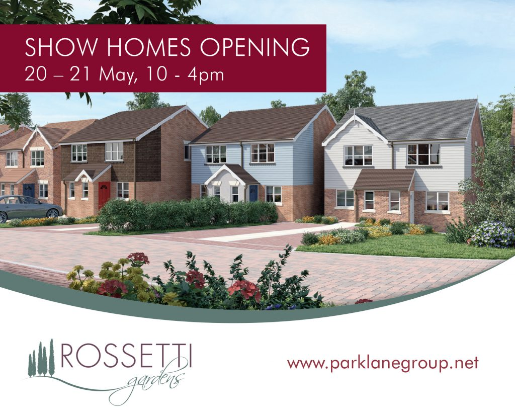Rossetti Gardens Show Homes Opening