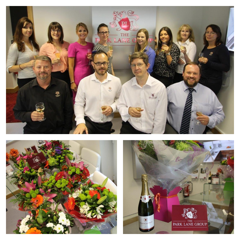 Celebrations Today at PLG