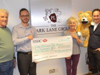 Look Beyond The Heart Cheque from the Park Lane Group