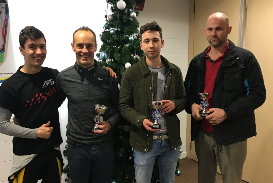 Park Lane Group Karting Day 2017