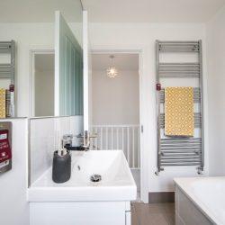 Lunsford Show Home Bathroom