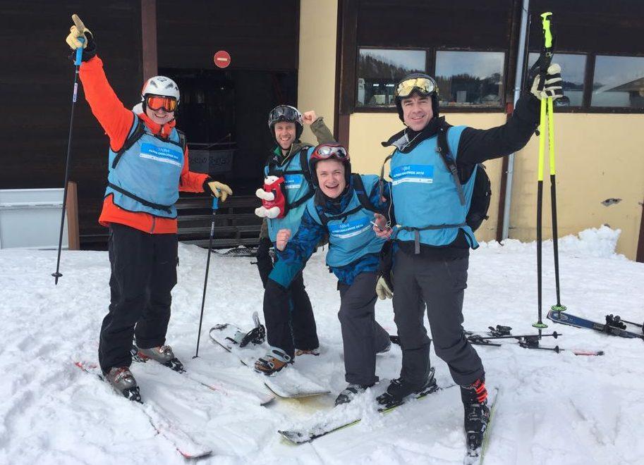 AJ Bell Alpine Challenge 2018