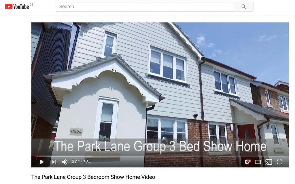 Park Lane Group 3 Bedroom Show Home Video Tour