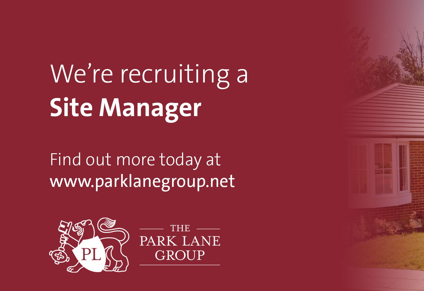Recruiting Site Manager at The Park Lane Group News