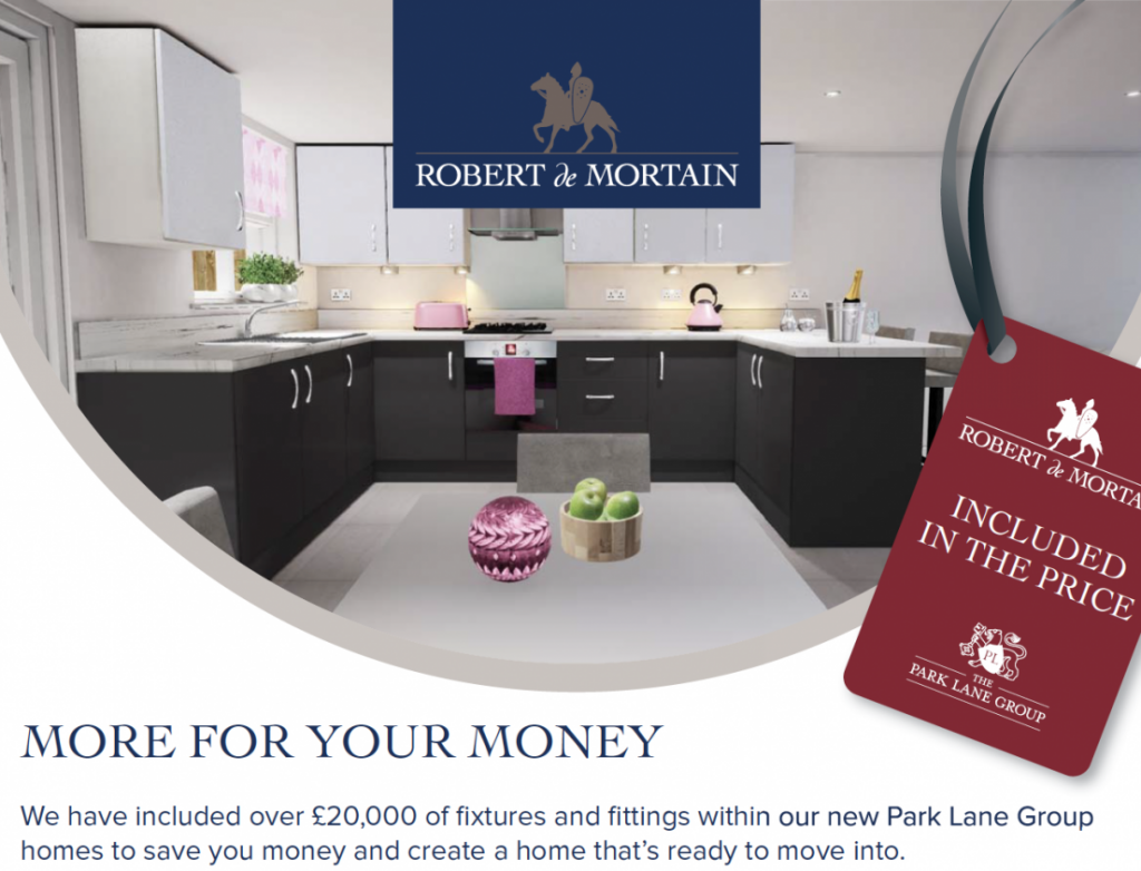 More for your Money brochure