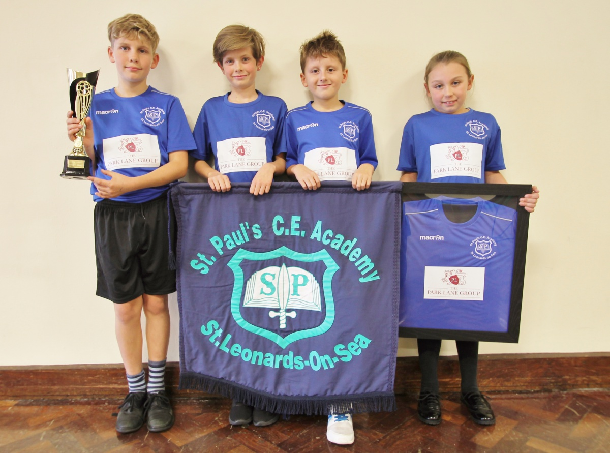 St. Pauls CofE Academy Kit Supply Oct 18