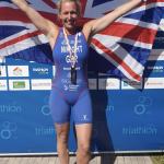 Gail Wright Aquathlon Result