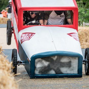 Soapbox Kart Race