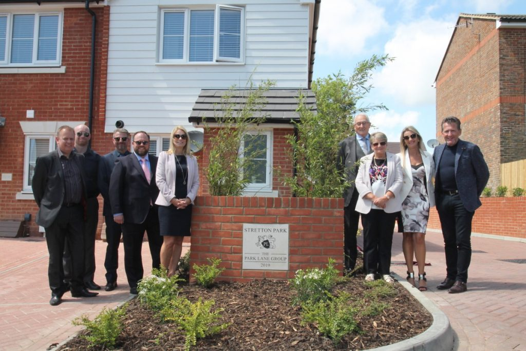 Stretton Park Official Opening Event