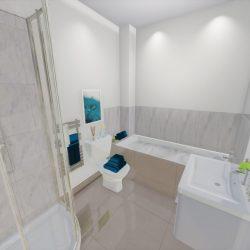 The Hambledon & Hascombe Bathroom
