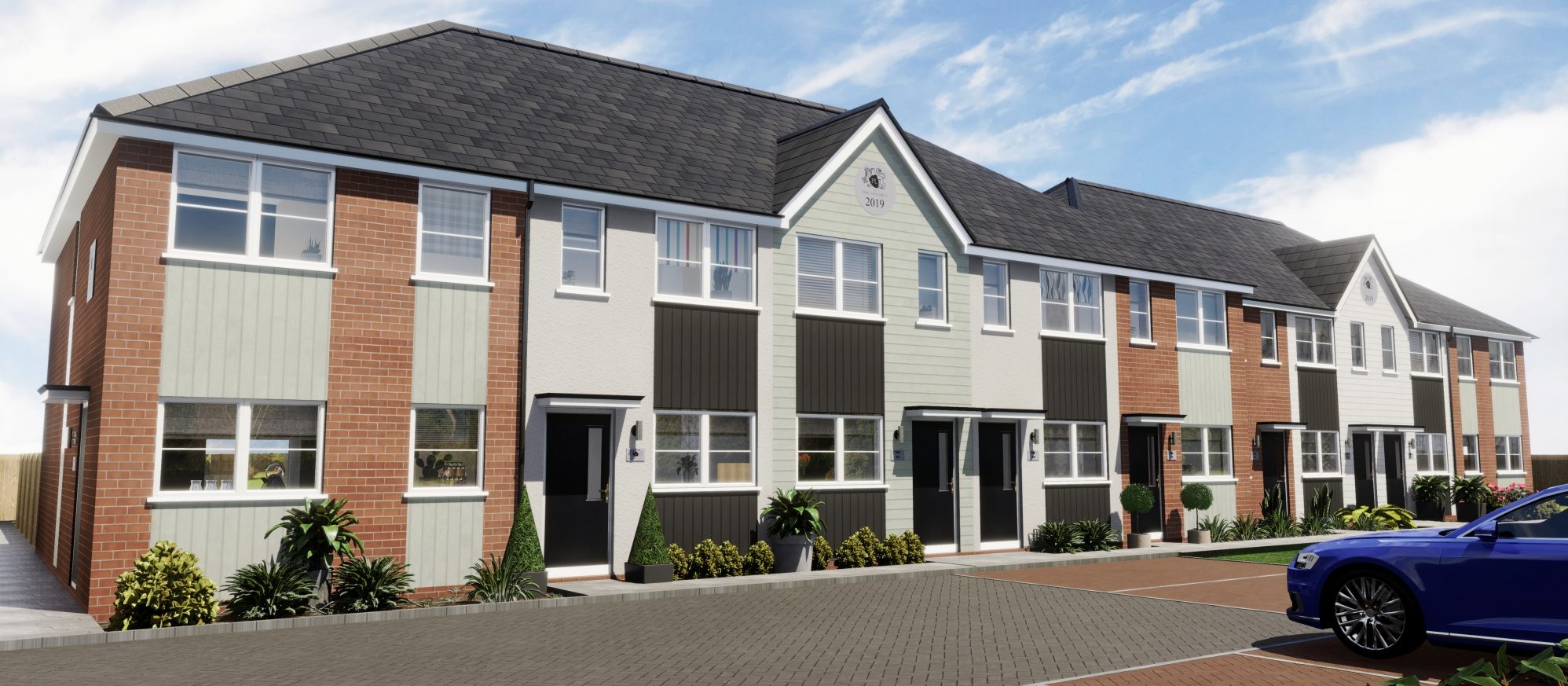 New homes for sale in Hastings by The Park Lane Group