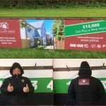 Heathfield & Waldron RFC Sponsorship by The Park Lane Group