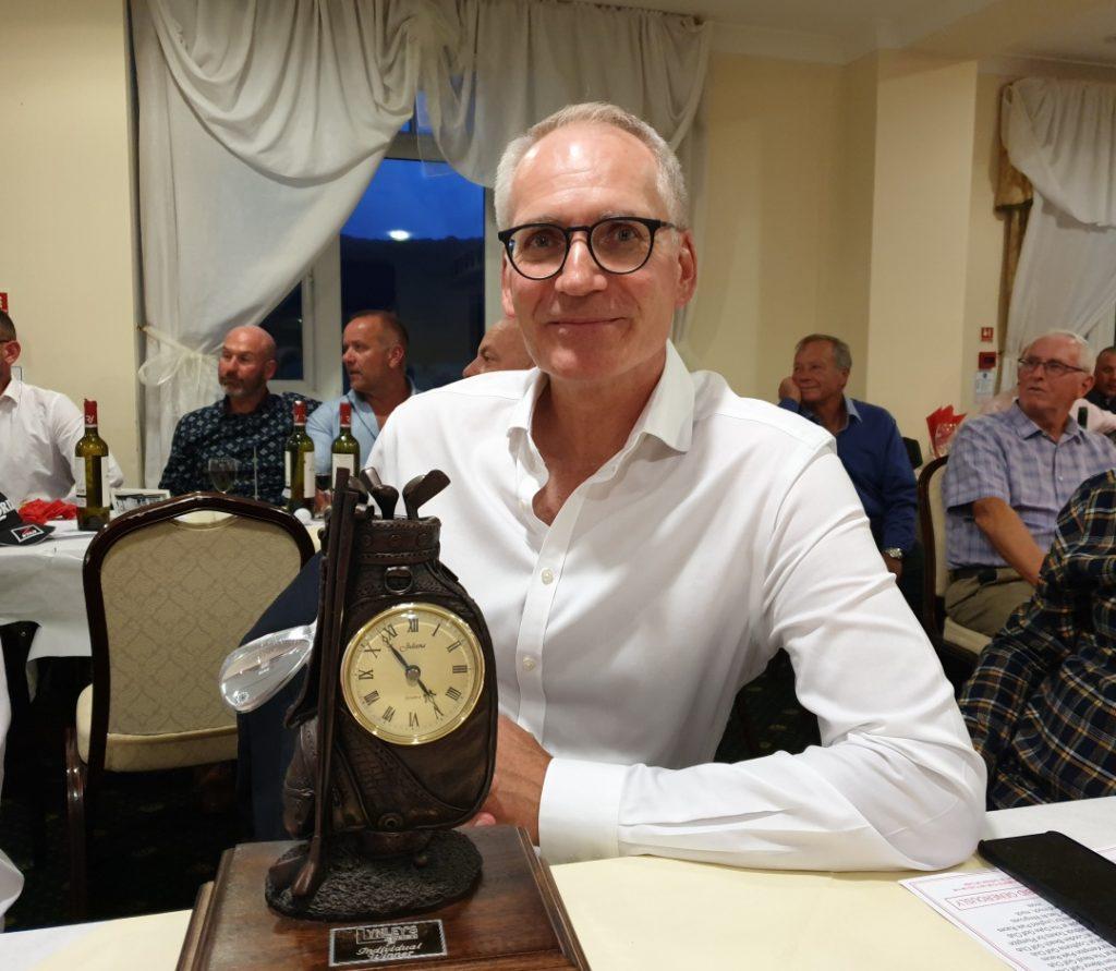 John Loades JPK Golf Day