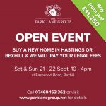 Open Event at Eastwood Road, Bexhill