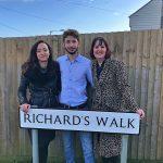 Richard's Walk, Richard's family