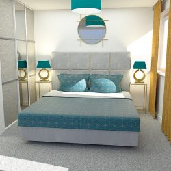 The Nightingale Bedroom 2 at Rosefinch Way