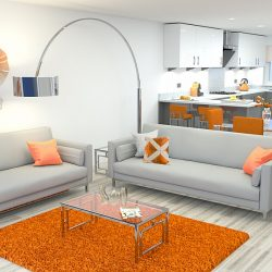 Spacious Living at Finchley Place