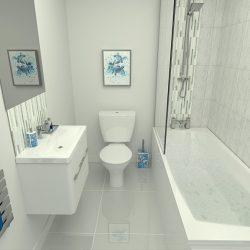 Elsted Bathroom Avebury Mews