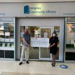 Langney Community Library Donation