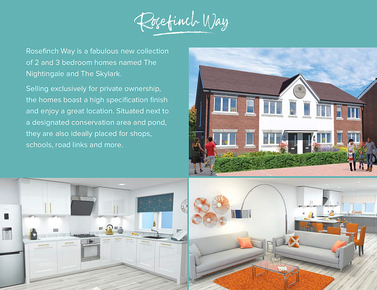 Rosefinch Way brochure image