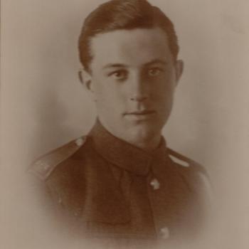 Gunner Frederick Charles Barry