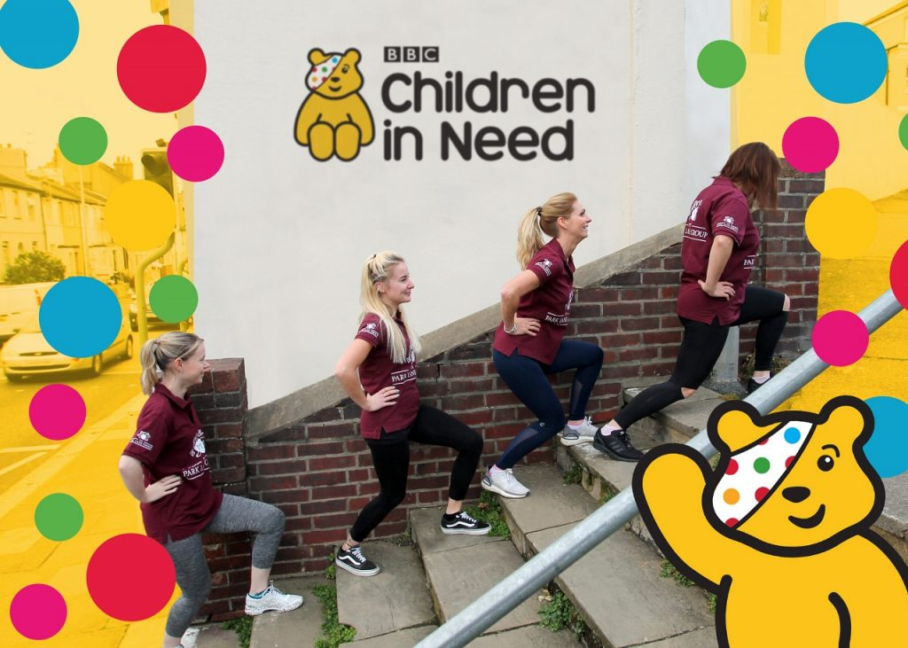 Children in Need at The Park Lane Group