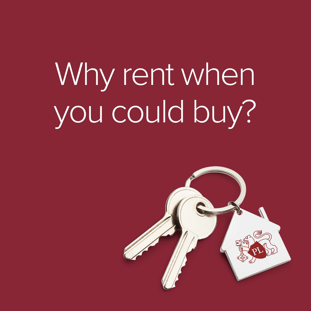 Why Rent When You Could Buy?