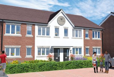 Three Bedroom Property - Rosefinch Way, Eastbourne