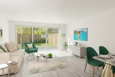 Three Bedroom Property - Midicy Court, Hawkhurst